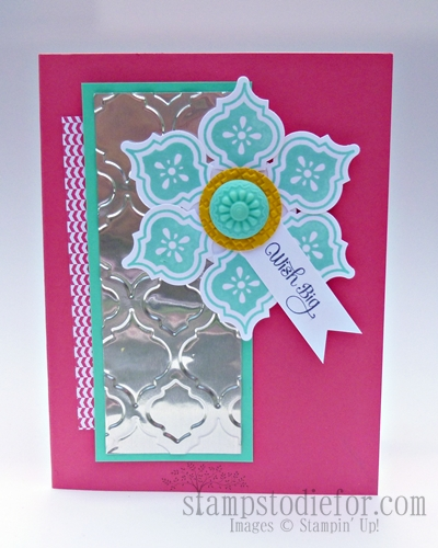 Mozaic Madness Stampin' Up! stamp set
