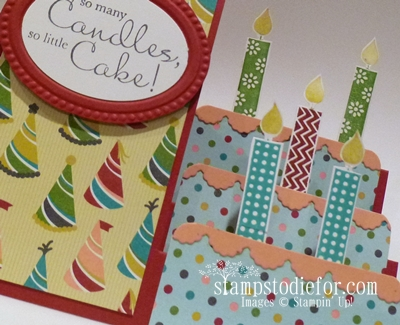 Birthday Basics Designer Paper