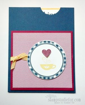 Kind & Cozy Double Slider Card