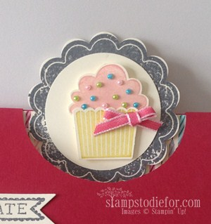 Coloring Stampinup pearls