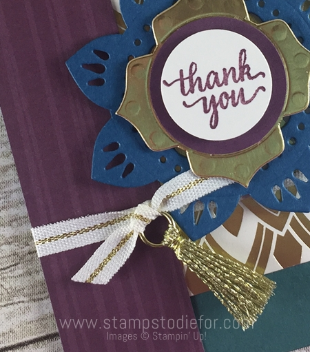 Eastern Palace Suite by Stampin' Up! www.stampstodiefor.com