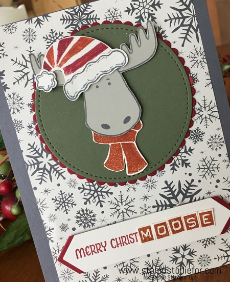 Color Your World International Blog Hop - Jolly Friends stamp set and Jolly Hat Builder Punch by Stampin Up www.stampstodiefor.com 23