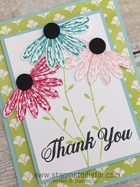 Color Your World International Blog Hop Daisy Delight Stamp Set by Stampin' Up! 2