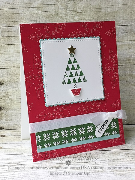 Border Buddy Saturday – Quilted Christmas Suite