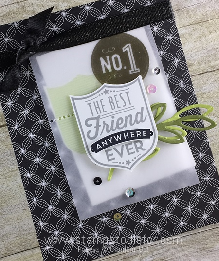 Just in CASE – Badges and Banners Stamp Set