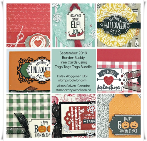 Tags Tags Tags Bundle Collage September 2019 blog