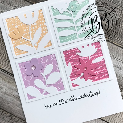 Border Buddy Sunday Sketch Card Series featuring the All Squard Away stamp set by Stampin' Up! (2)