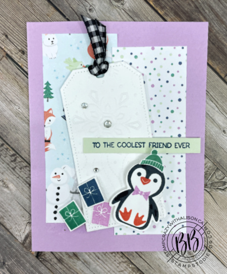 Border Buddy Saturday with Penguin Place Bundle