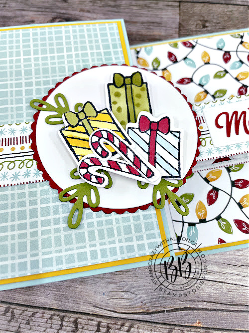Just in Case with Sweet Stocking Suite from Stampin' Up!®