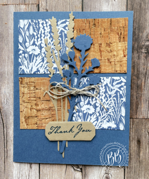 Sunday SketchesHarvest Meadow Bundle from Stampin' Up!®