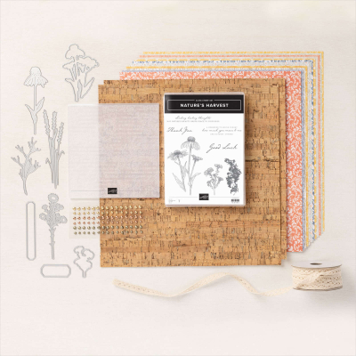 156280 Harvest Meadow Suite by Stampin' Up!