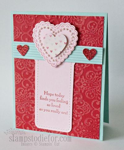 Valentines Handmade Card
