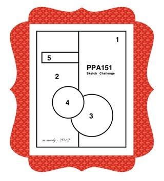 Paper pals arts challenge PPA151