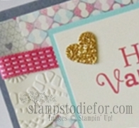 More Amore Valentine Card paper crafts Cropped