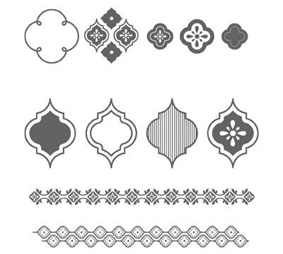 Mosaic Madness Stampin Up Stamp Set