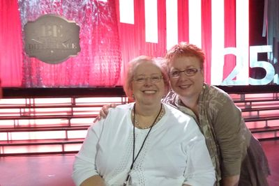 Bonnie Thurber and Me 2013