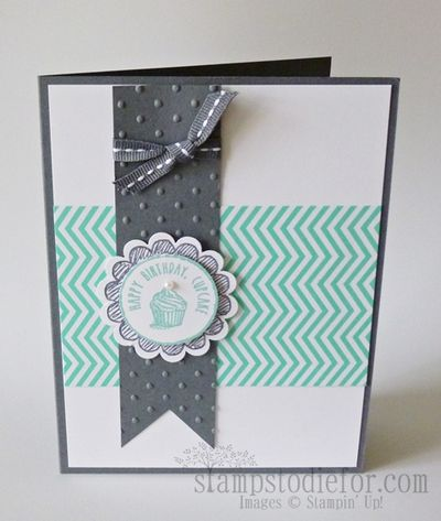 Sketched Birthday, Stampin Up stamp set,