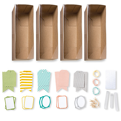 Tag a Box Bundle Stampin Up