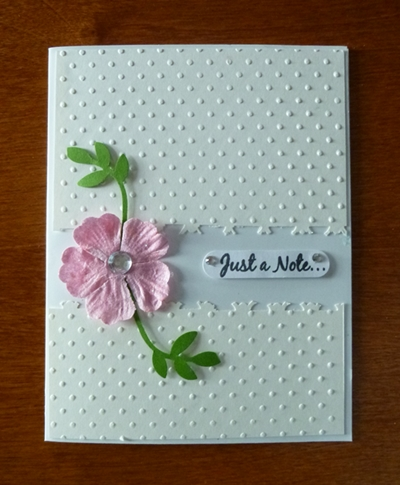 Card form Lori Carter