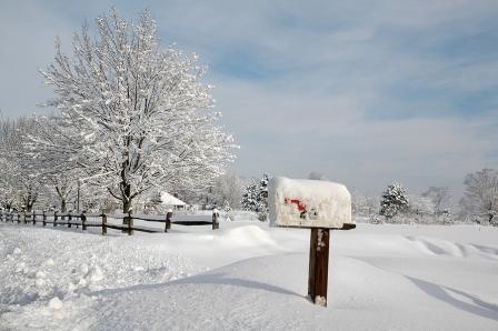 Wintermailbox
