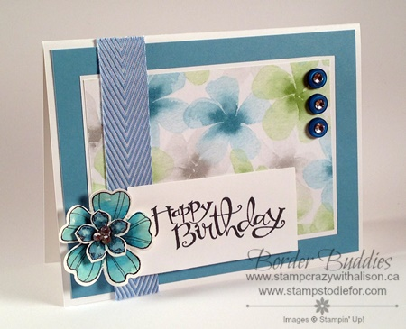 Step Up Stampin 5