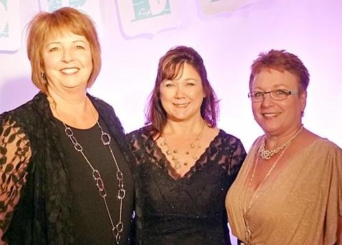 Jan Burnett, Linda Heller and Me