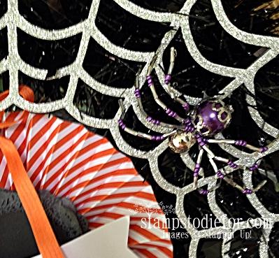 Frightful Wreath Spider