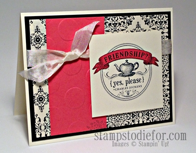 From my heart stampin up 2