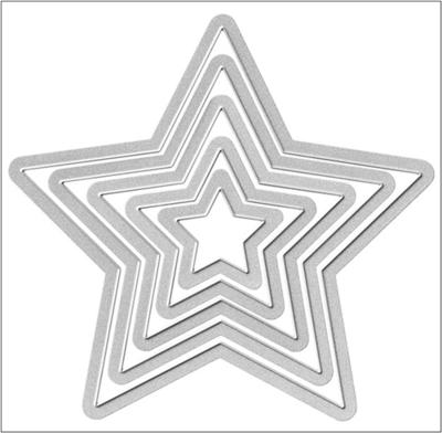 Stars Framelits Stampin up