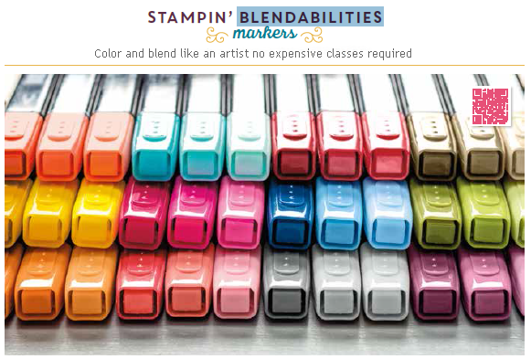 Blendabilities stampin up