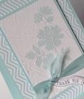 Week 42 Faux Silk Card Close Up