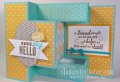 Trifold Shutter Card, Technique How To
