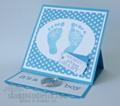 Technique How To Easel Card stampinup