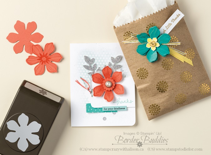 Beautiful Bunch Stamp Set & Fun Flower Punch