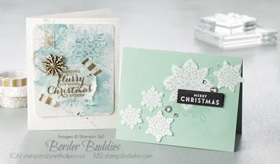 Flurry of Winter Stamp Set