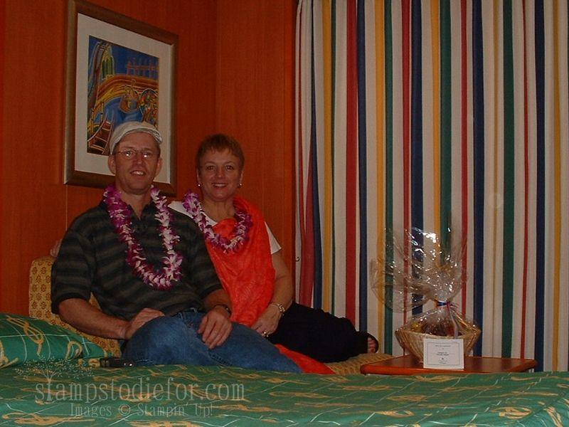 Hawaii 2003 Stampin Up Incentive trip