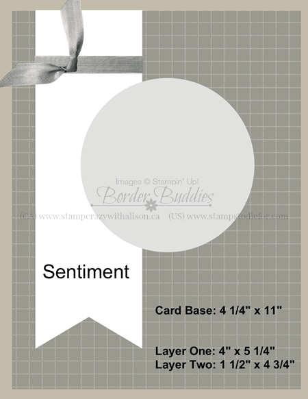 Border Buddies Sketch BB005-001
