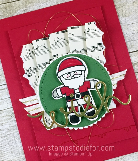 Cookie Cutter Christmas Stamp Set by Stampin Up www.stampstodiefor.com 3