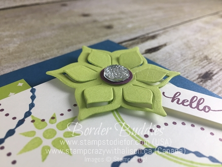 Eastern Medallions Thinlits Dies by Stampin' Up! Eastern Palace Suite www.stampstodiefor.com