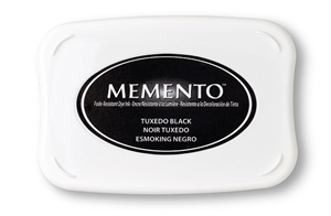 Memento in at stampin up