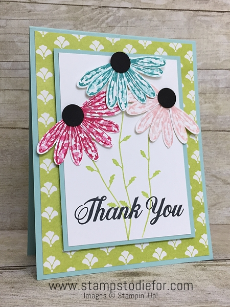 Color Your World International Blog Hop Daisy Delight Stamp Set by Stampin' Up!