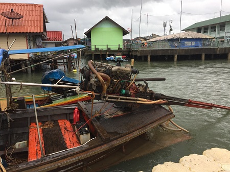 Thailand Floating Village (6)