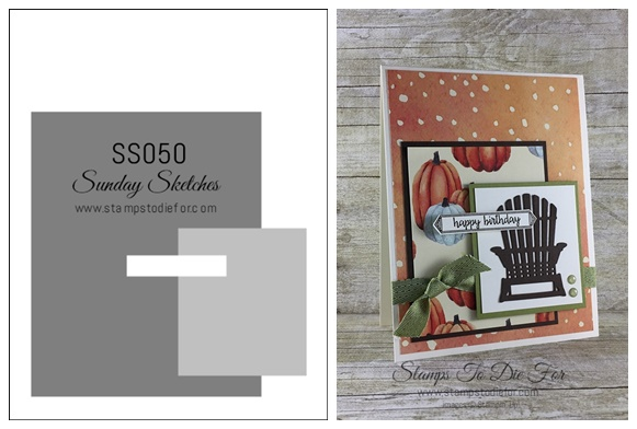 Sunday Sketches SS050 Colorful Seasons stamp set by Stampin' Up! www.stampstodiefor.com