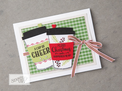 Merry Cafe Stamp Set by Stampin' Up! 2