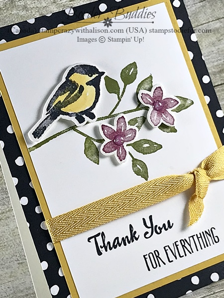 Border Buddy Online Class Climbing Orchid stamp set by Stampin' Up! www.stampstodiefor.com #onlineclass #stampinup #climbingorchid 4b
