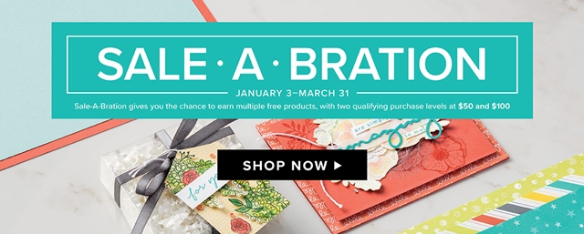 Sale-a-brations Shop Now Image