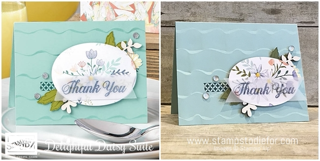 Daisy Delight stamp set by Stampin Up e-horz