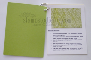 Technique How To, Video Tutorial Series, Stampin' Up!