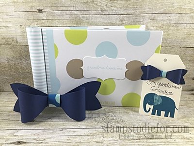 Gift Bow Bigs Die Bow Builder Punch www.stampstodiefor.com