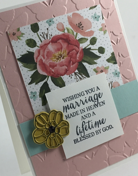 Rose Wonder Stamp Set, Rose Garden Framelits, Designer Series Paper Birthday Bouquet